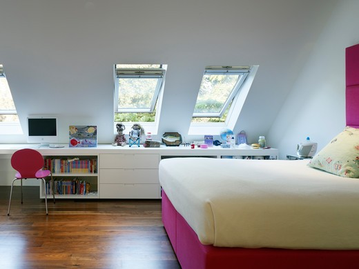 Stock Photo: 1801-70888 Child'S Bedroom