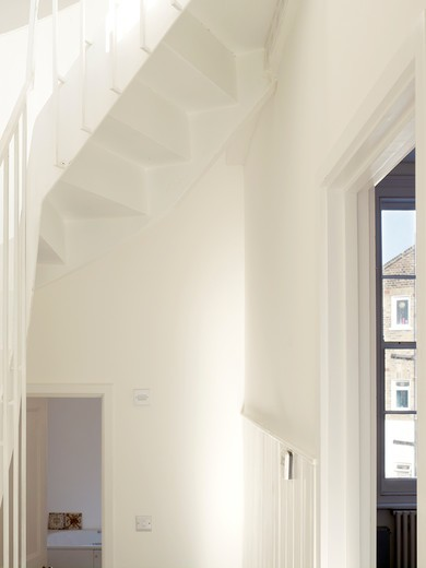 Stock Photo: 1801-71257 Private House Refurbishment In North London