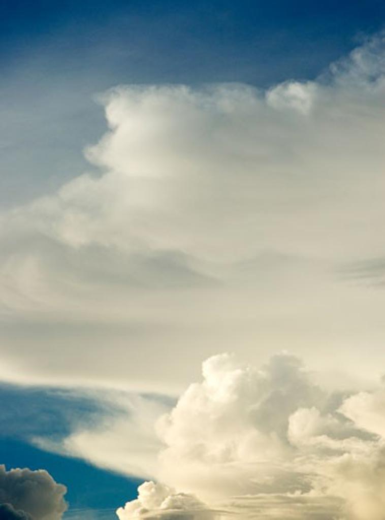 Stock Photo: 1805-116 Sky by John Kuss, photography