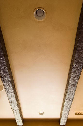 Stock Photo: 1806R-2006 Beamed Ceiling