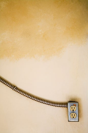 Stock Photo: 1806R-2752 Industrial Light switch