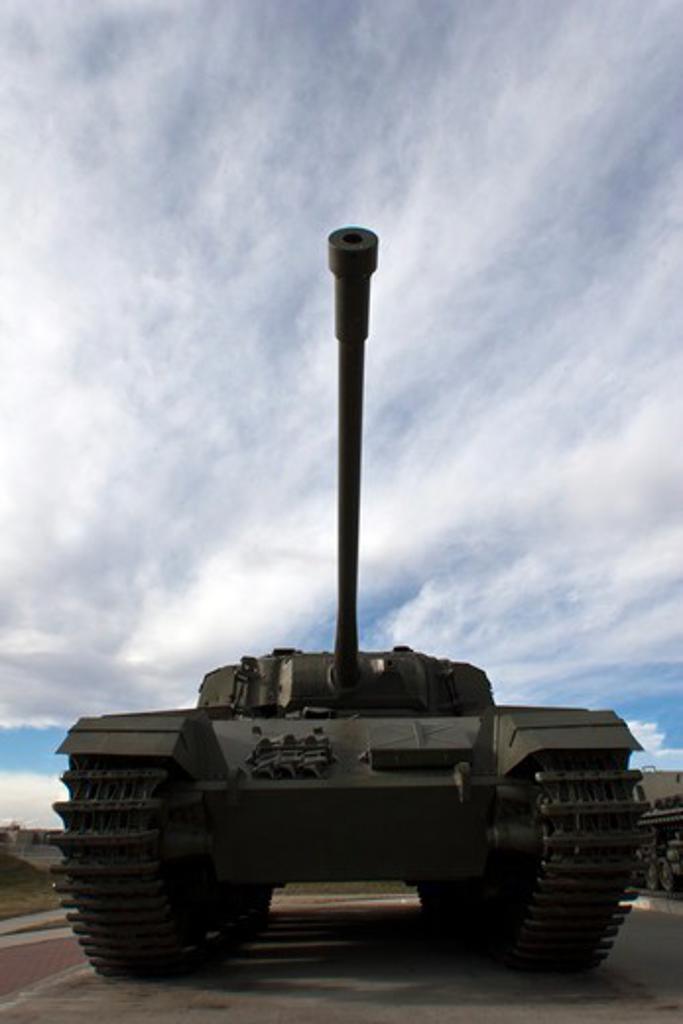 Military Tank : Stock Photo