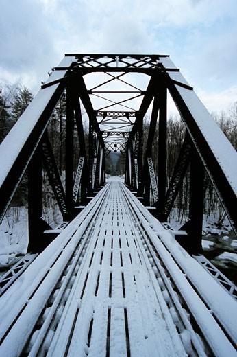 Forth Iron Bridge : Stock Photo
