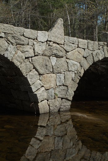 Stock Photo: 1809-1073 Stone Bridge