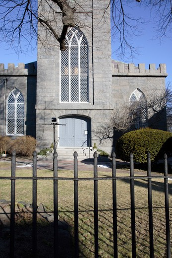 Stock Photo: 1809-14789 The First Church in Salem, Massachusetts USA which is part of New England