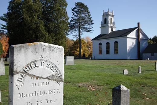 Newington  Town  Cemetery : Stock Photo