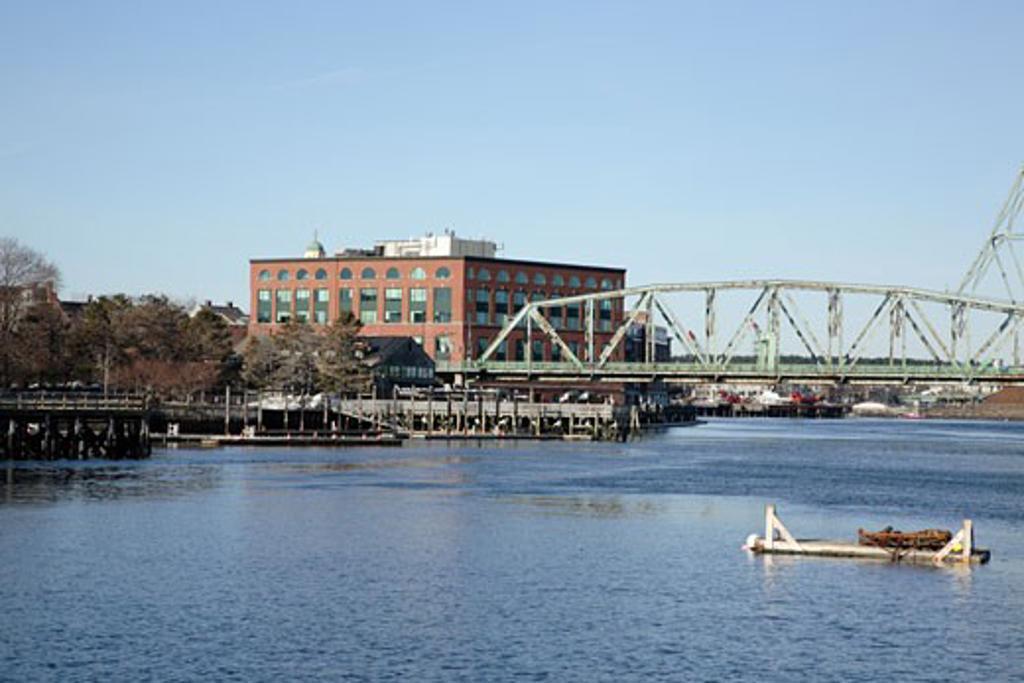 Portsmouth, New Hampshire USA : Stock Photo
