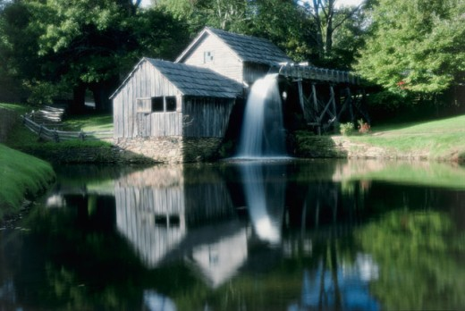 Mabry Mill