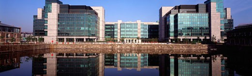 International Financial Services Centre(IFSC), Dublin, Ireland : Stock Photo