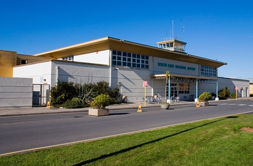 Waterford Airport, Waterford City, Co Waterford, Ireland : Stock Photo