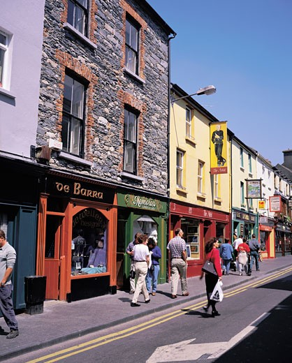 Stock Photo: 1812-2133 Co Kerry, Killarney Town