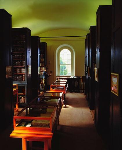 Stock Photo: 1812-3129 Co Tipperary, Bolton Library, Cashel