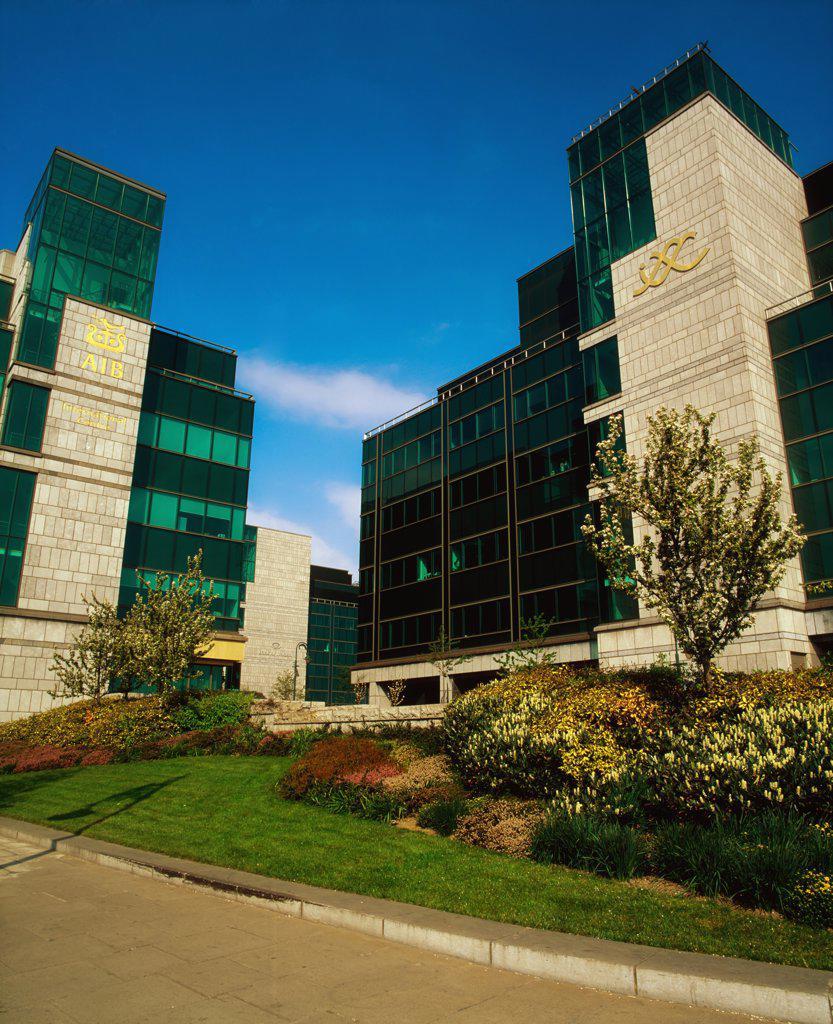 Stock Photo: 1812-5174 International Financial Services Centre (IFSC), Dublin City, Ireland