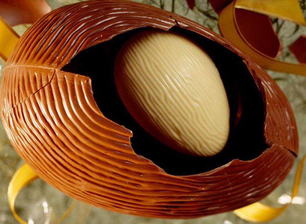 Easter, Easter egg : Stock Photo