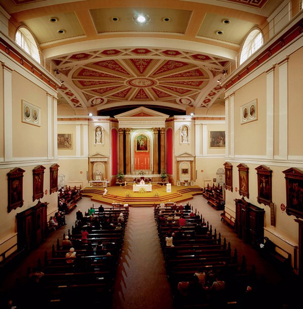 St Andrew´s Westland Row, Dublin, Co Dublin, Ireland : Stock Photo