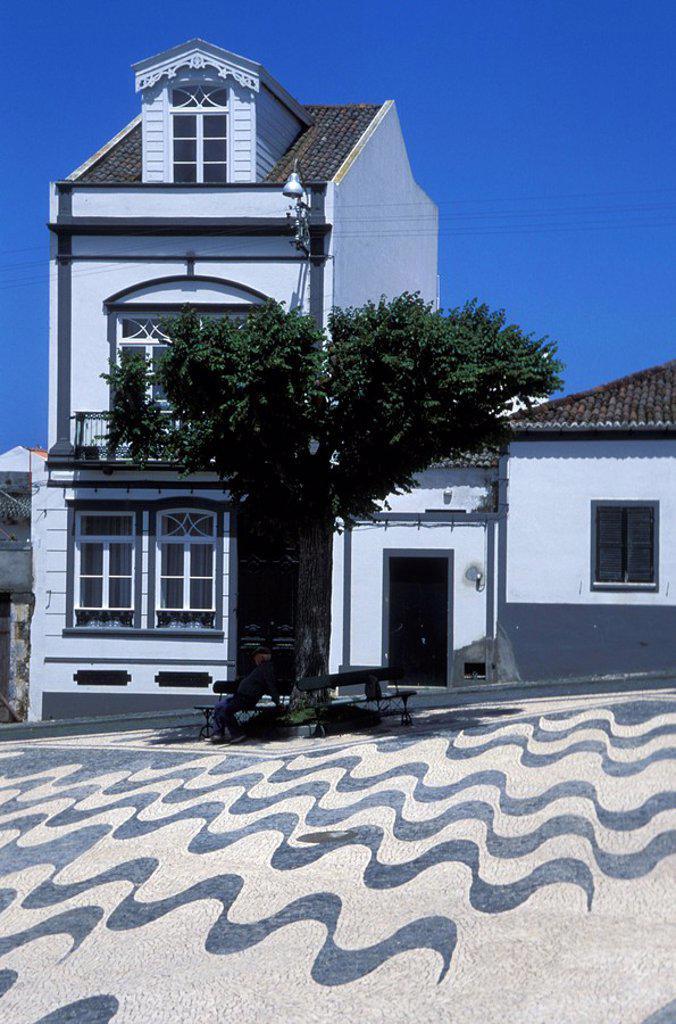 Stock Photo: 1815-38119 Ribeira Grande, Sao Miguel, Azores