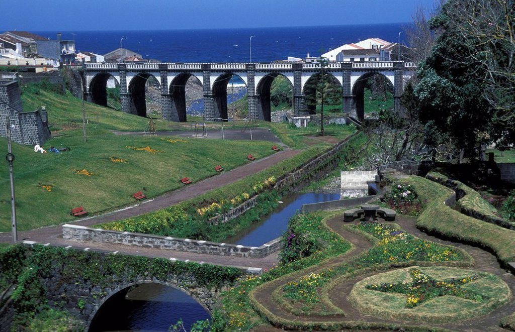Stock Photo: 1815-38259 Ribeira Grande, Azores