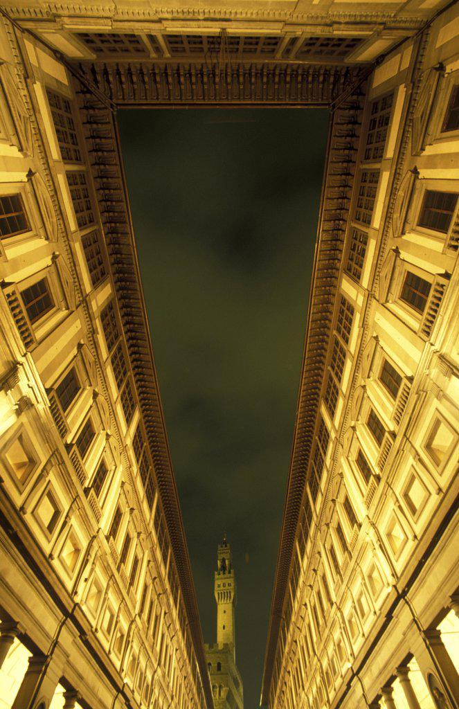 Stock Photo: 1815-39096 Uffici, Florence, Italy