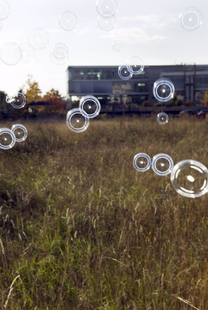 Stock Photo: 1815-41849 Soap bubbles