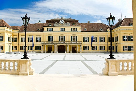 Austria, Lower Austria, Laxenburg, Castle : Stock Photo