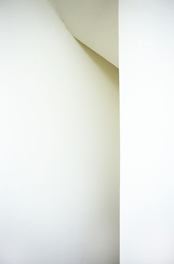 White wall : Stock Photo
