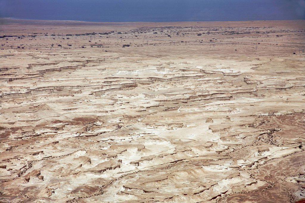 Stock Photo: 1815-49344 Israel, Judean Desert