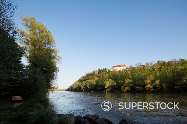 Stock Photo: 1815R-101284 Slovenia, View of fortress