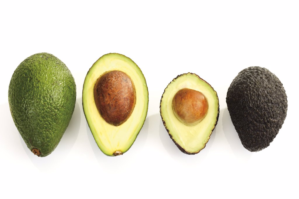 Stock Photo: 1815R-15949 Avocado