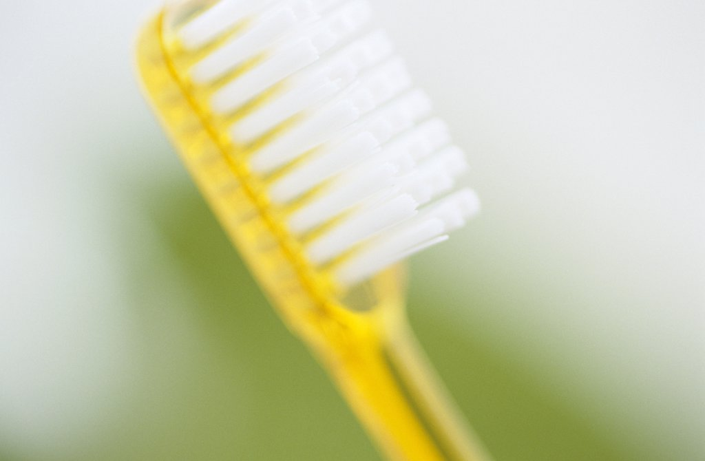 Stock Photo: 1815R-1738 Tooth brush