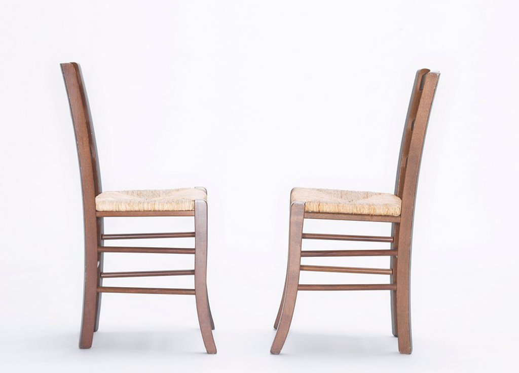 Two Chairs, close_up : Stock Photo