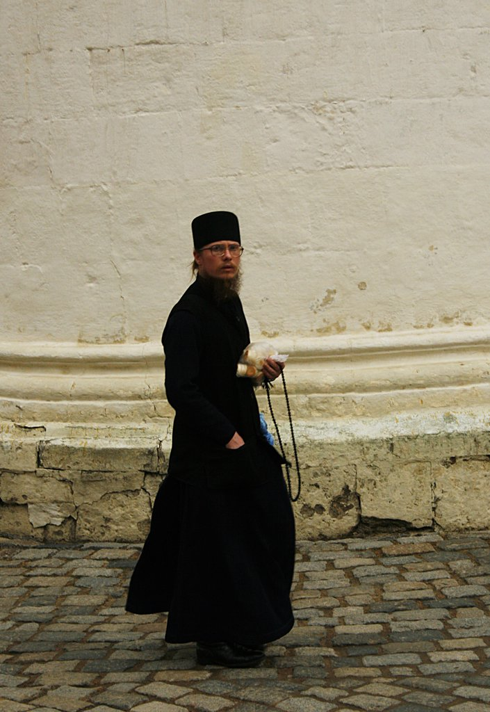 Stock Photo: 1818R-435 Russian priest