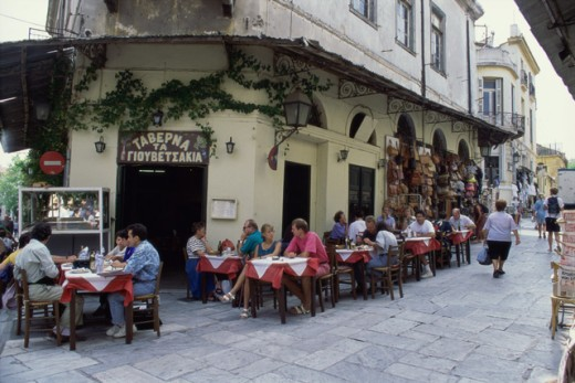 Stock Photo: 182-2713 Plaka