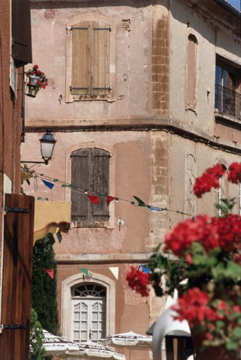 Roussillon France : Stock Photo