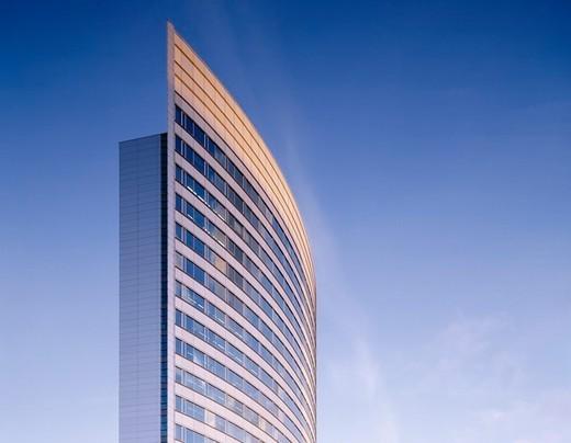 Office building facade : Stock Photo