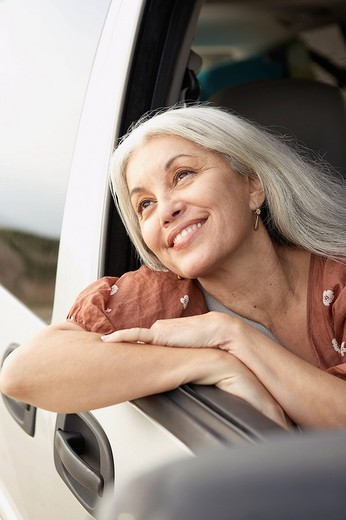 Older woman : Stock Photo