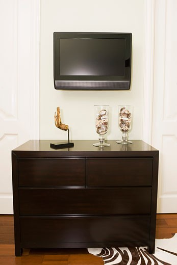 Stock Photo: 1825-2098 Interiors of a living room