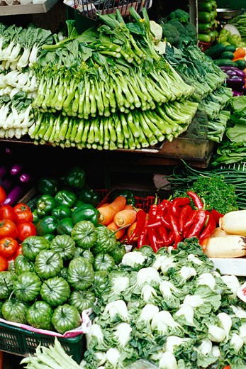 Vegetables at Market    : Stock Photo
