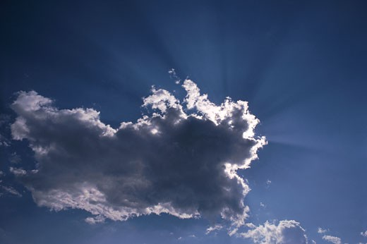 Stock Photo: 1828R-1181 Clouds