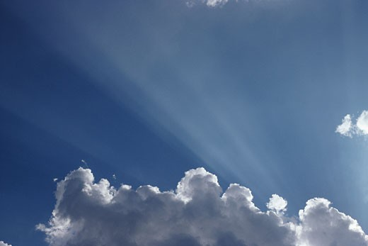 Stock Photo: 1828R-1257 Clouds