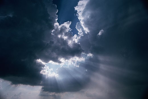 Stock Photo: 1828R-1322 Clouds