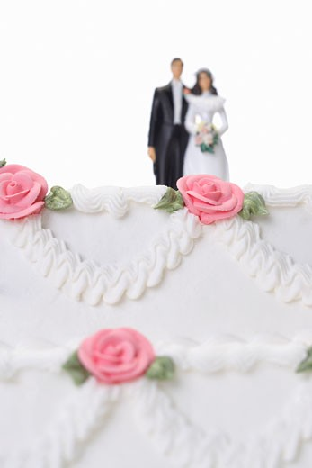 Stock Photo: 1828R-14109 Wedding Cake