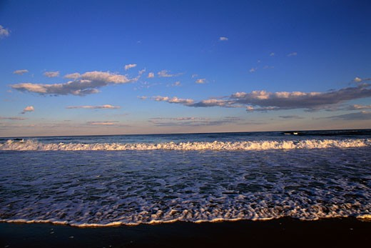 Stock Photo: 1828R-1469 Atlantic Ocean Maine, USA