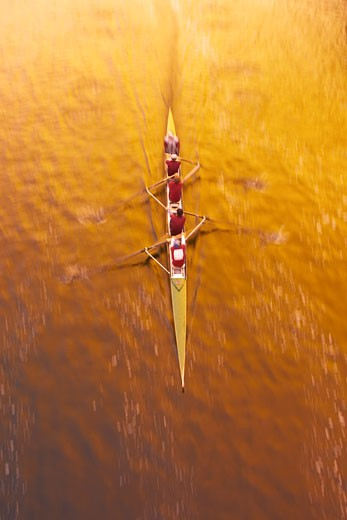 Overview of Rowing    : Stock Photo