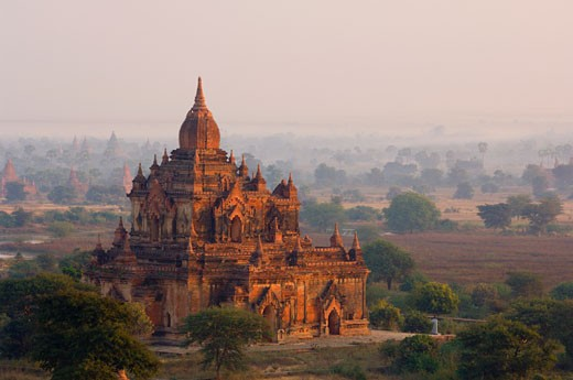 Sulamani, Bagan, Myanmar    : Stock Photo