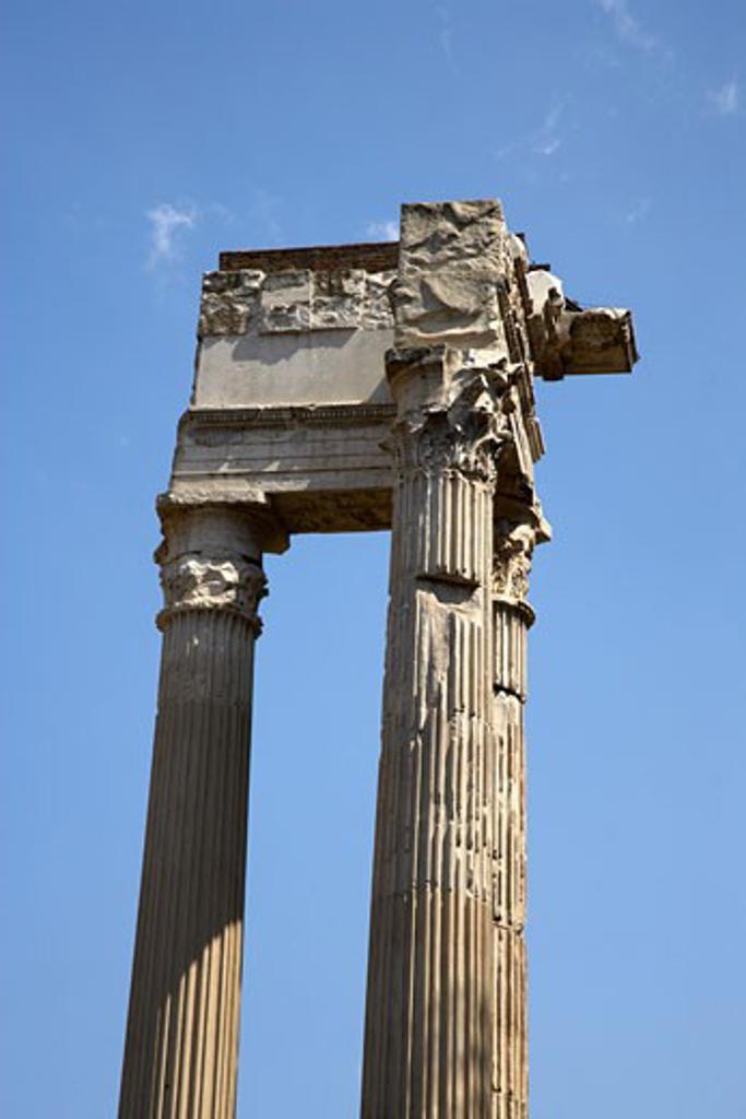 Teatro di Marcello, Rome, Italy    : Stock Photo