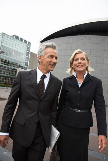 Portrait of Business People, Amsterdam, Netherlands    : Stock Photo