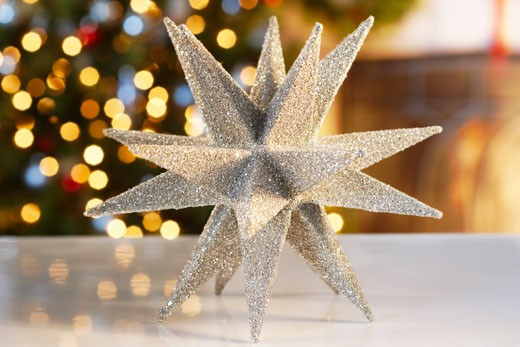Close-up of Christmas Decoration    : Stock Photo