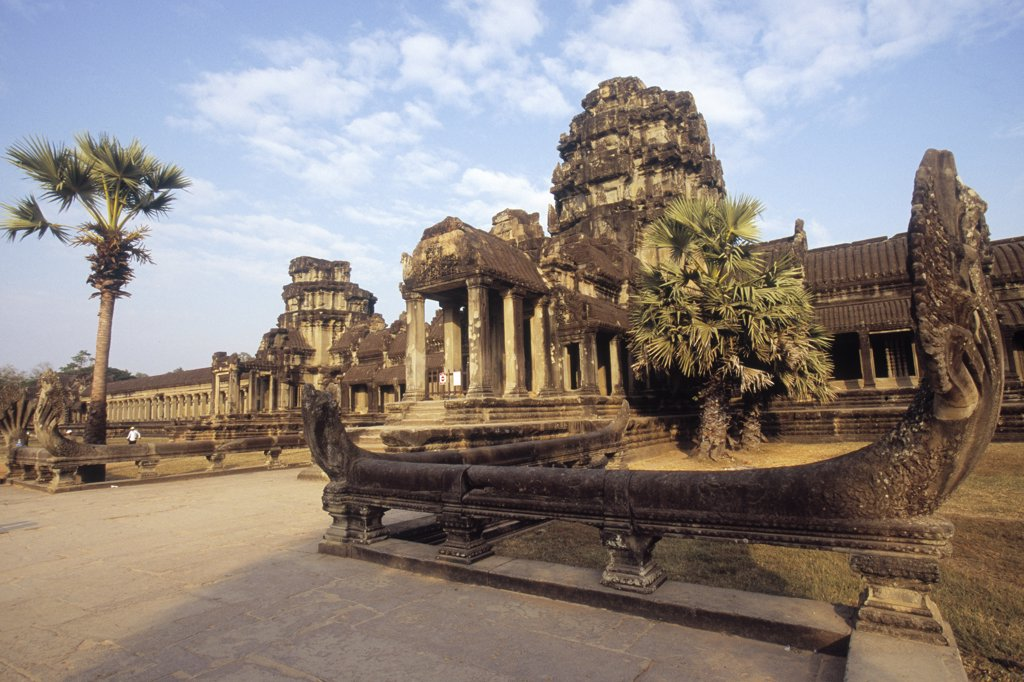 Angkor Wat, Siem Reap, Cambodia    : Stock Photo