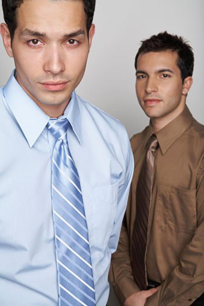Stock Photo: 1828R-53740 Portrait of Businessmen