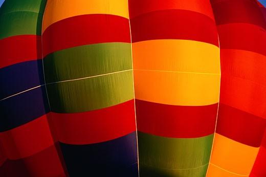 Stock Photo: 1828R-55913 Hot Air Balloon Fiesta, Albuquerque, New Mexico, USA